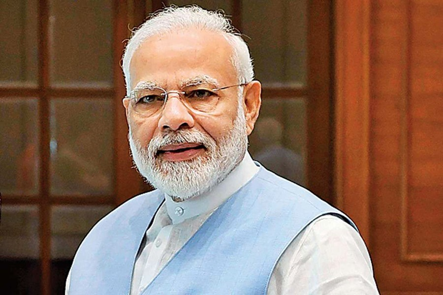 Modi to lay foundation for new Indian parliament next week