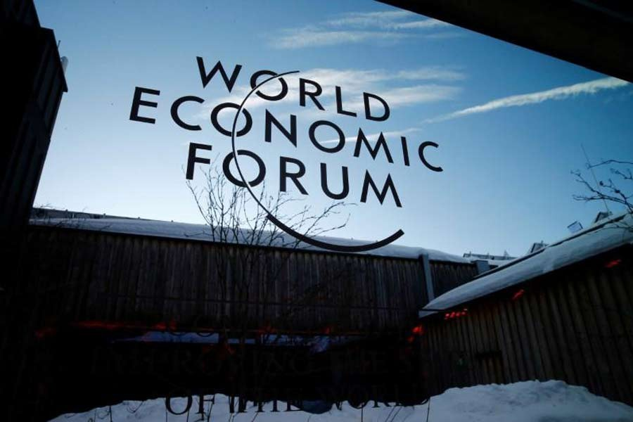 World Economic Forum moved from Davos to Singapore