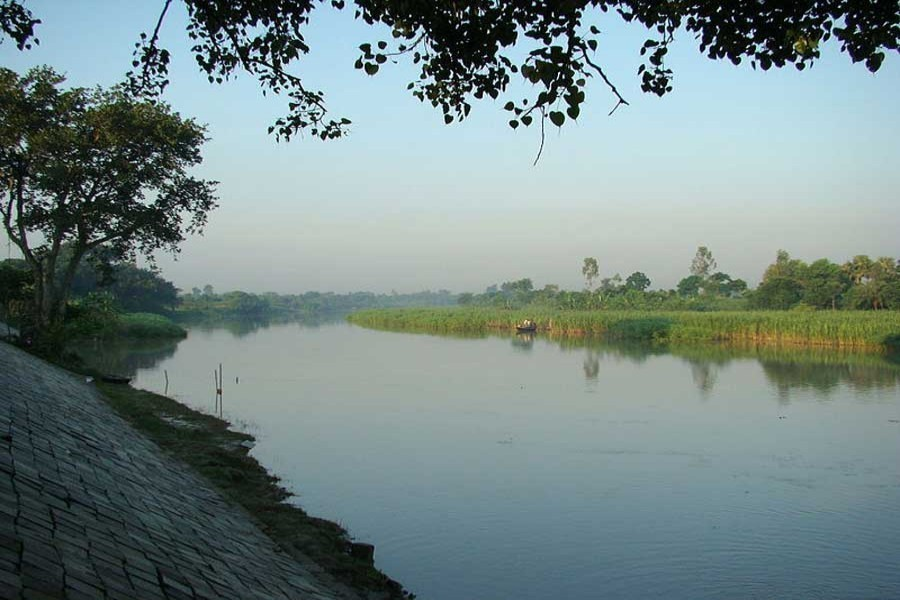 Save rivers to save the country