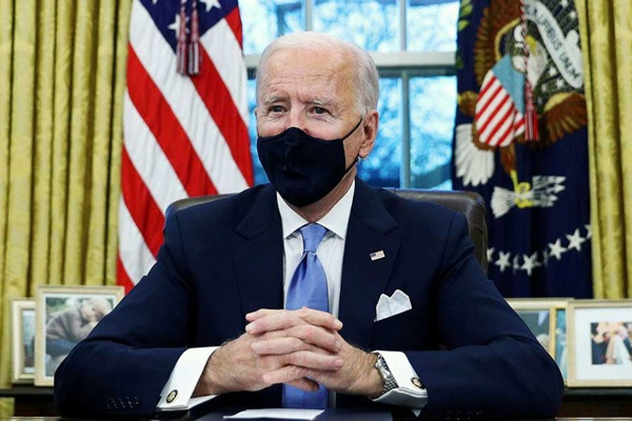 Biden will order masks on planes and trains, increase disaster funds to fight coronavirus
