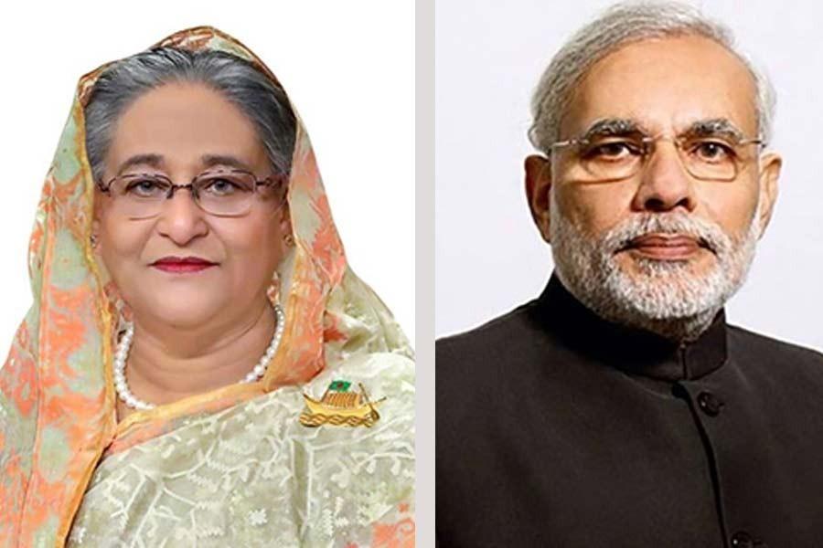 PM Hasina thanks Modi for sending vaccine as gift
