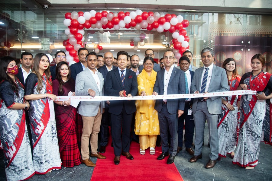 City Bank inaugurates relocated Gulshan branch