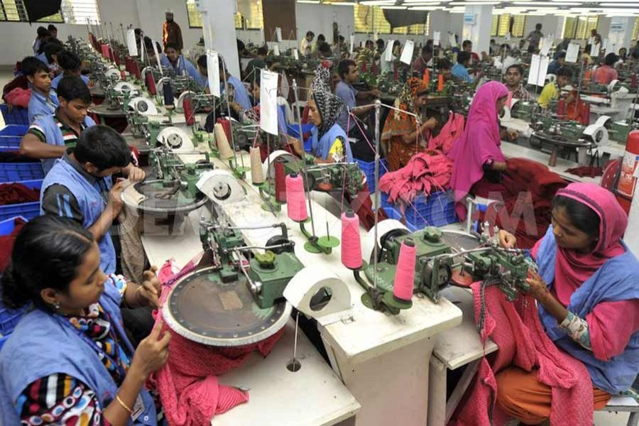 Bangladesh apparel sector relies on too few buyers