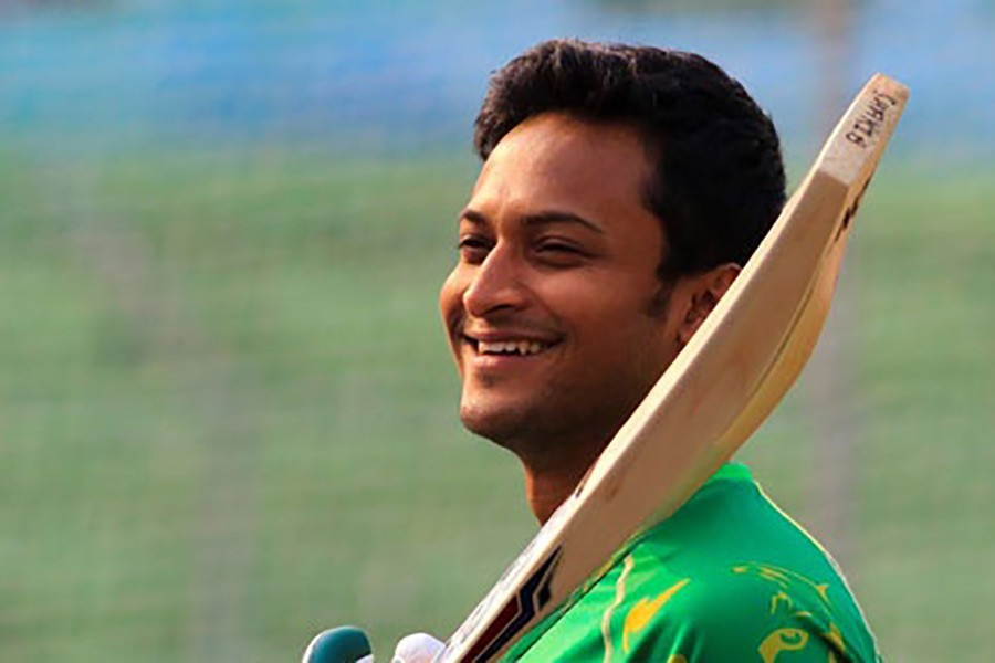 Shakib allowed to miss Sri Lanka Tests for IPL