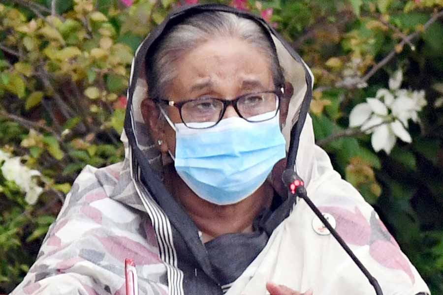 Blood of martyrs will never go in vain, Hasina says