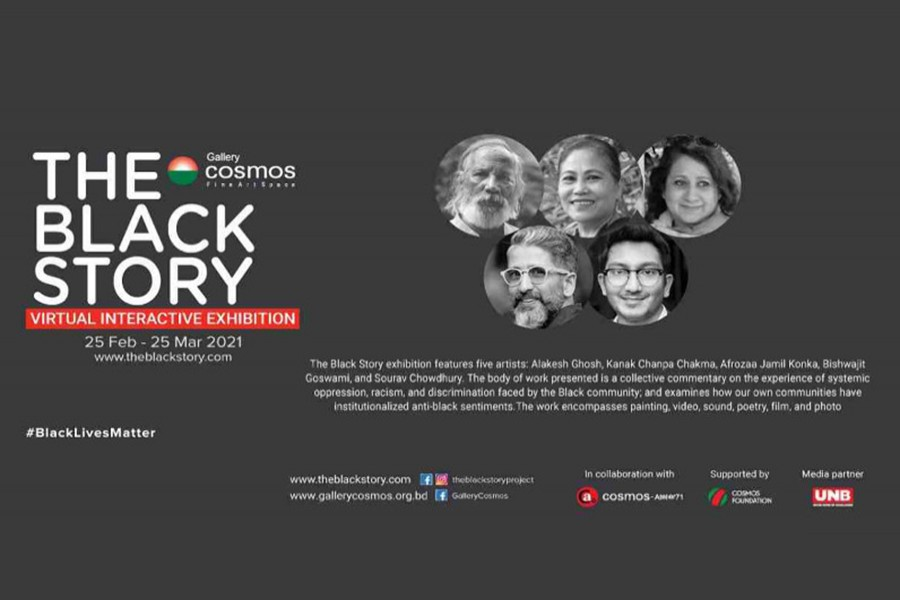 Month-long virtual exhibition 'The Black Story' to begin Thursday