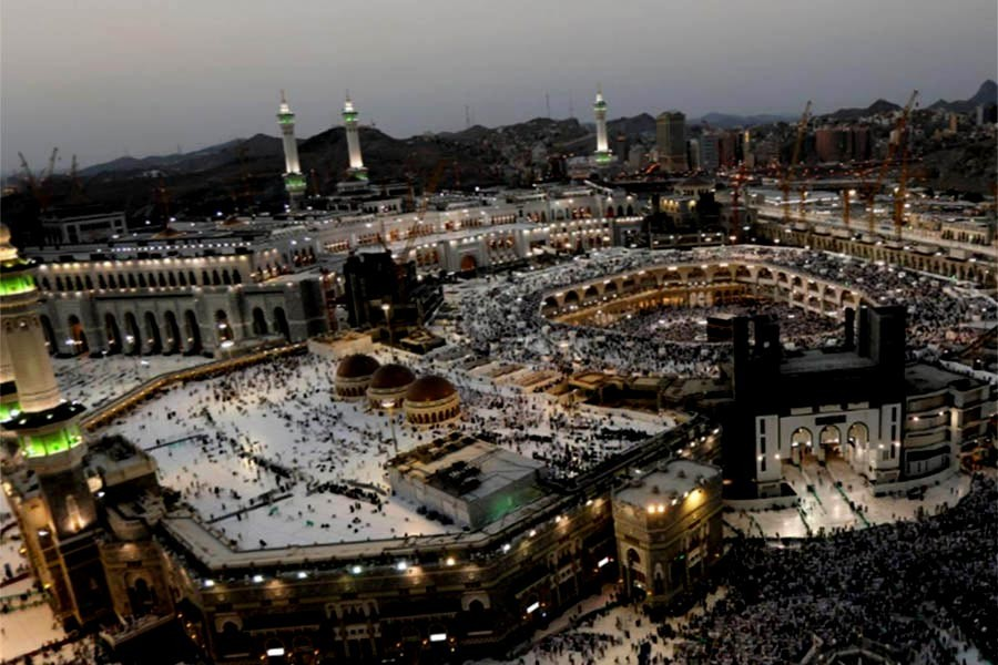 Taking COVID-19 vaccine mandatory for hajj, Saudi Arabia says