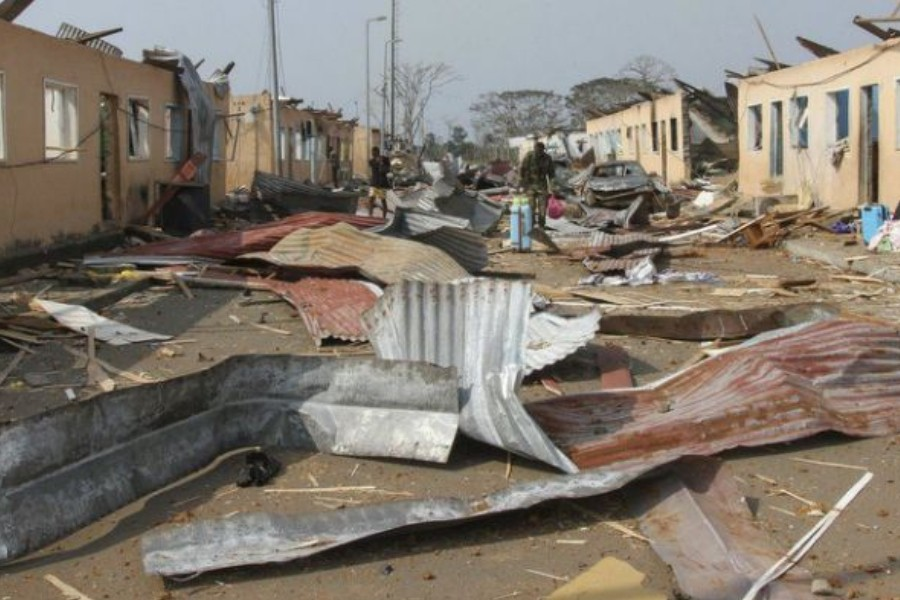 Death toll from Equatorial Guinea explosions jumps to 98