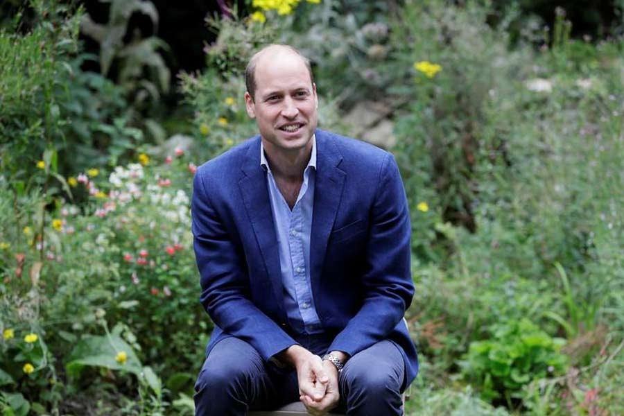 'We're not racist', Prince William says after Meghan and Harry interview