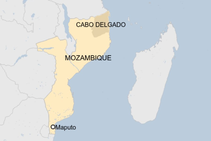 Insurgents beheading children in Mozambique, aid agency reports
