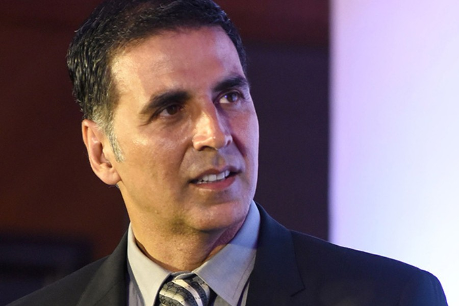 Akshay Kumar hospitalised a day after testing positive for Covid-19
