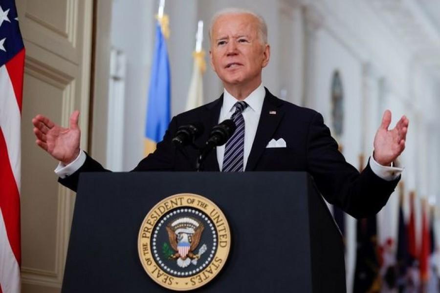 Palestine: Trump ghost blurs Biden bid