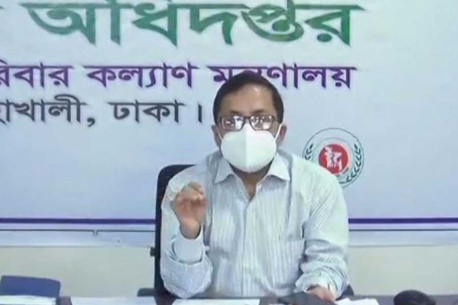 DG of health rips into media for 'demoralising' reports