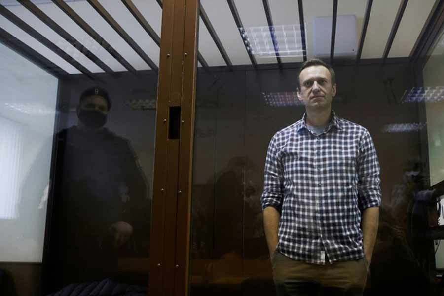 US warns of consequences if Navalny dies in prison