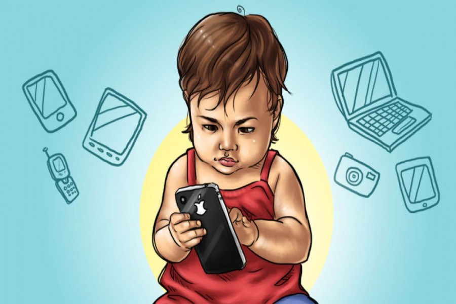 Mobile Apps and  our children