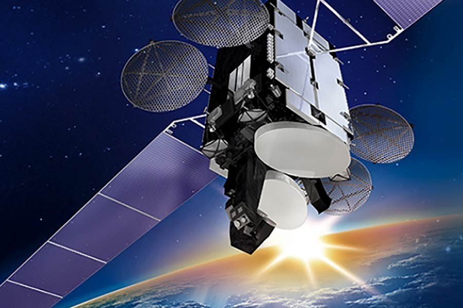 Police set up wireless communication using satellite for the first time