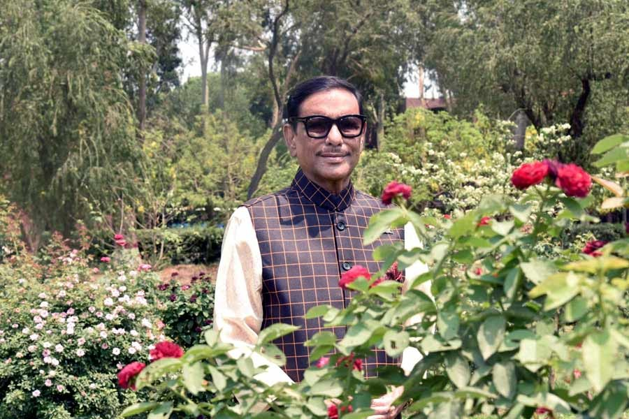 Obaidul Quader describes BNP as 'visible patron' of evil forces