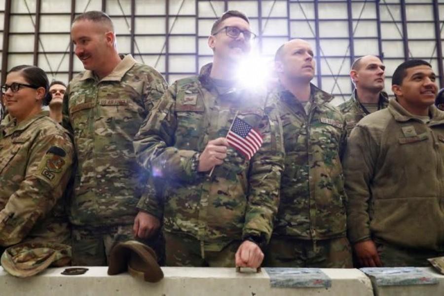 President Biden says goodbye to Afghanistan