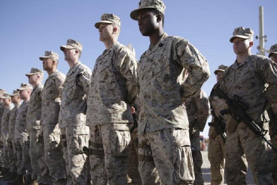 Formal start of final phase of Afghan pullout by US, NATO