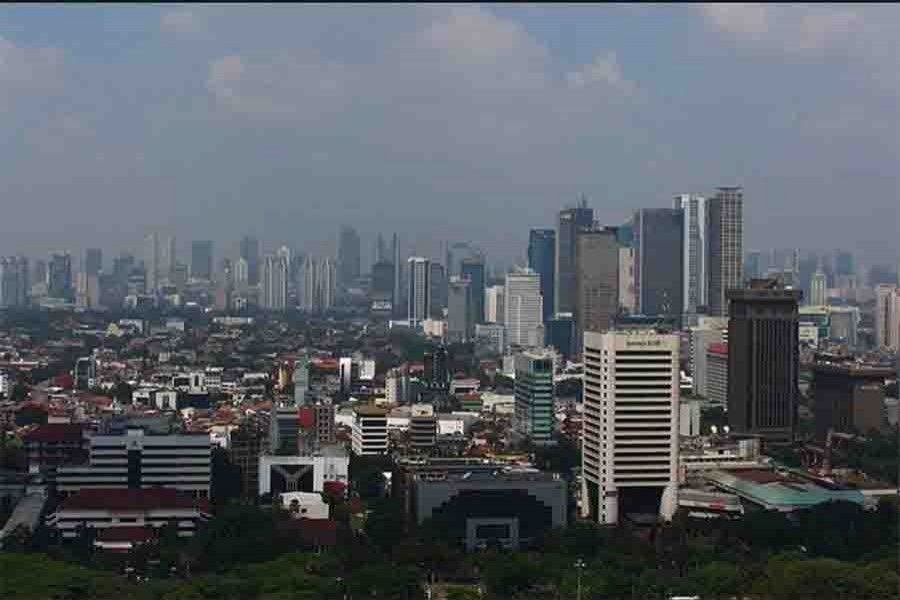Indonesia economy shrinks 0.74pc in first quarter