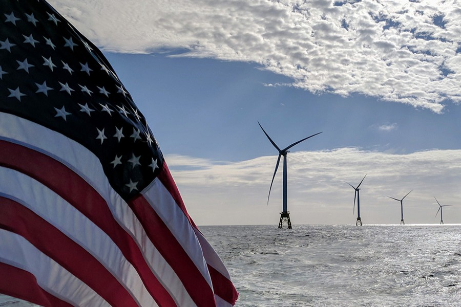 US approves first major offshore wind farm