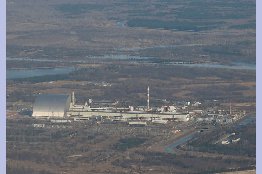 Chernobyl staff record increase in nuclear activity within safe limits