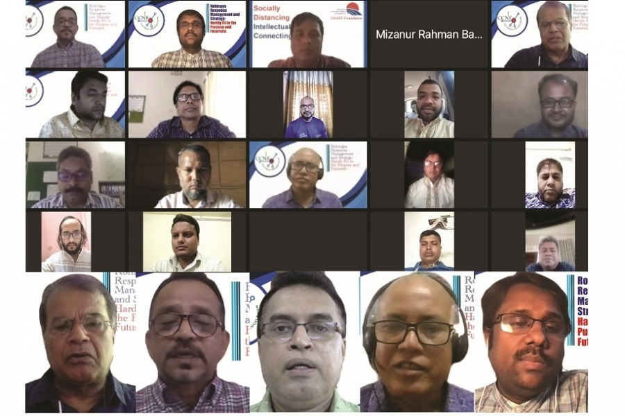 NGO forum for aid transparency in Rohingya response