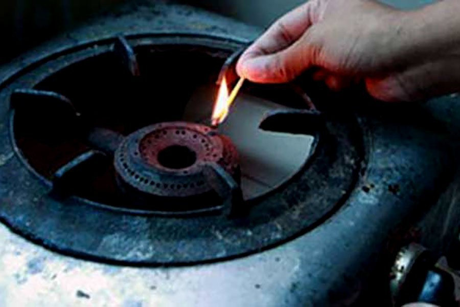 Gas supply to remain suspended in city Tuesday