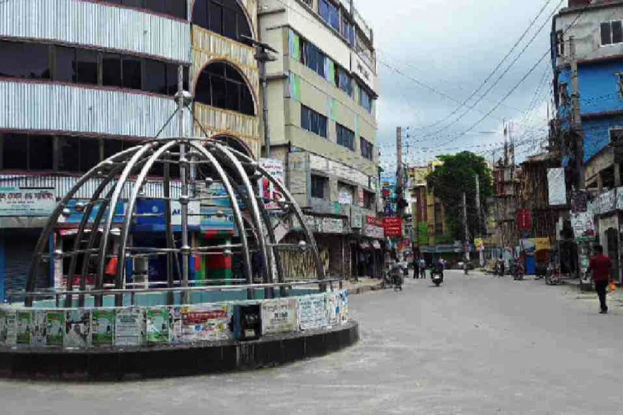 New restrictions imposed in Chapainawabganj to curb virus