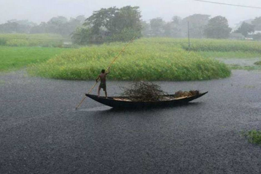 Light to heavy rainfall likely to occur in many parts of country