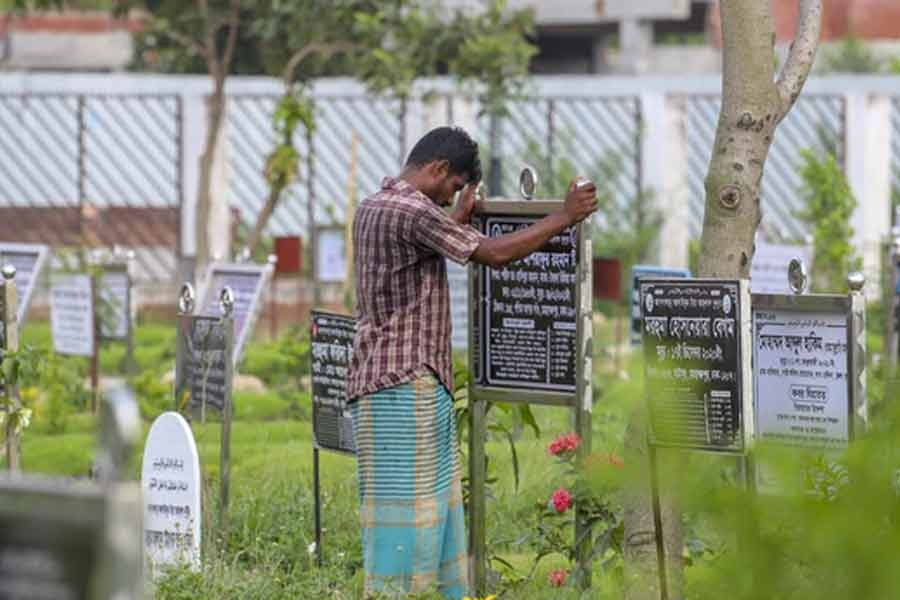 Bangladesh logs 2,537 new virus cases, 36 deaths in 24 hours