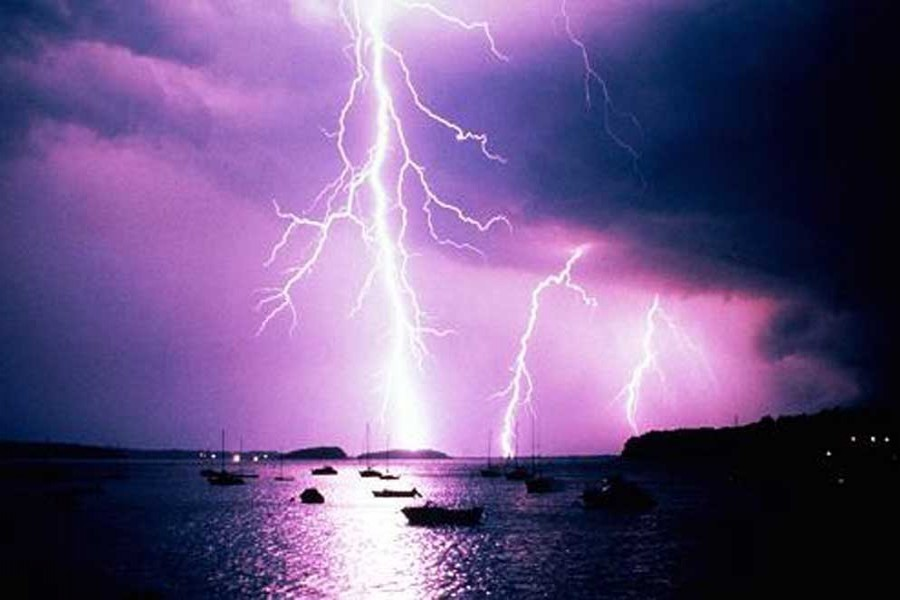 Lightning strikes kill 177 from March to June in Bangladesh
