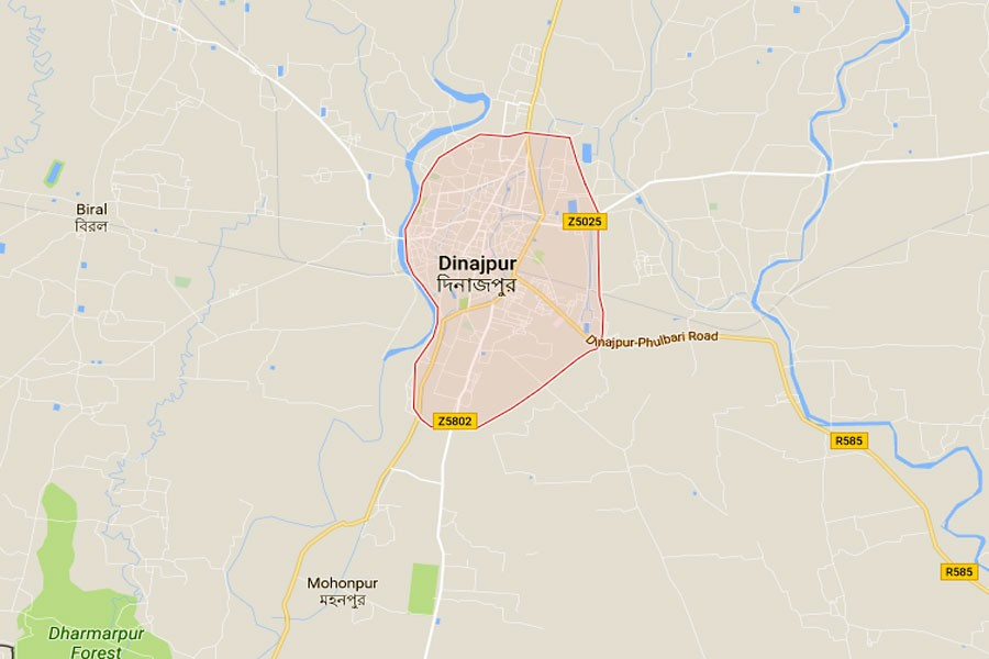 Strict restrictions imposed in Dinajpur Hili area for a week to curb Covid surge