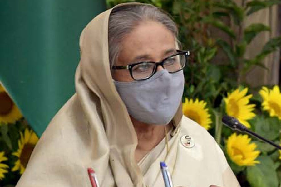 PM urges all to plant at least three saplings