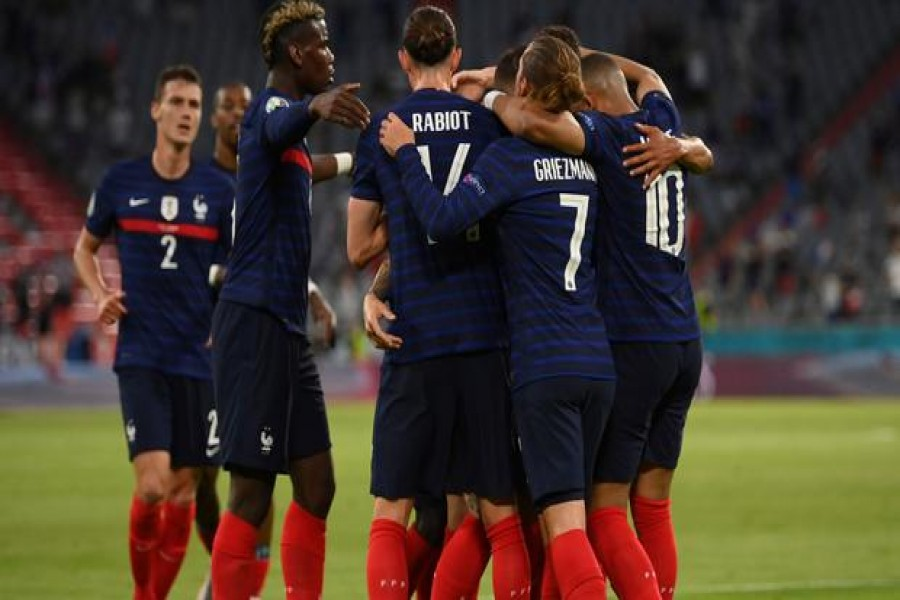France kick off Euro 2020 campaign with win over Germany