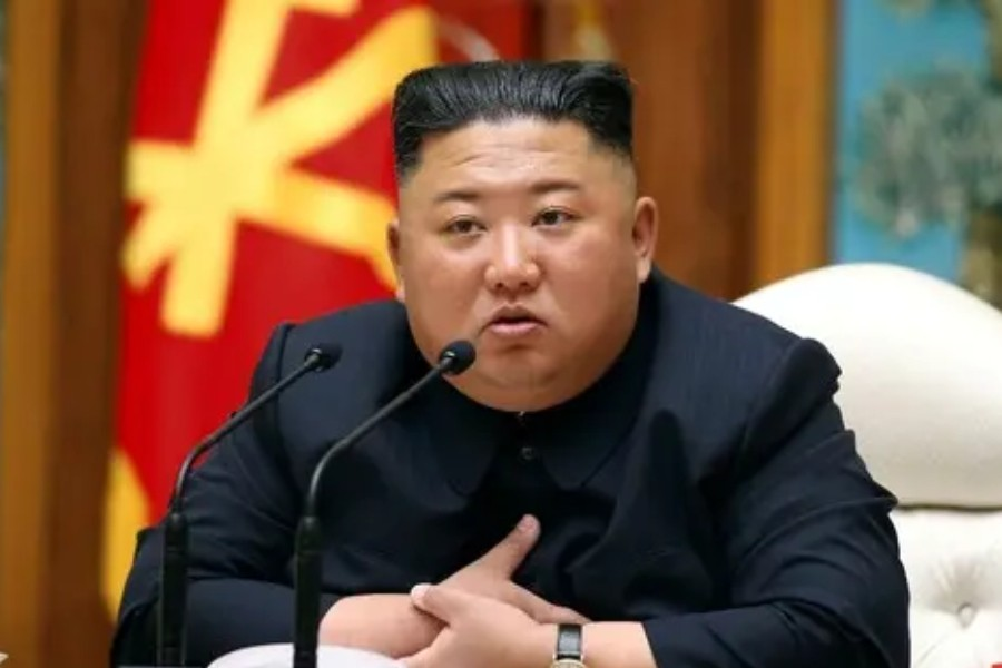 Kim Jong-un acknowledges 'tense' food situation in North Korea