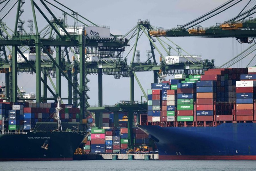Singapore's non-oil domestic exports grow 8.8pc in May