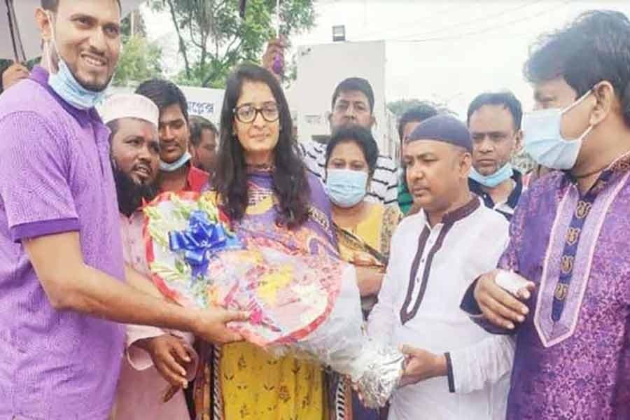 BNP leader Nipun Roy Chowdhury freed from jail