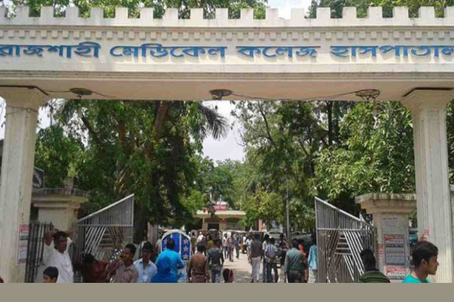Rajshahi hospital sees 10 more Covid deaths in a day