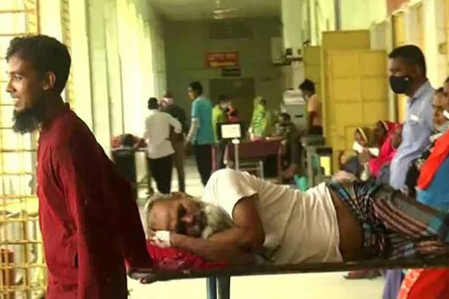 Hospitals in 37 districts lack ICU facilities