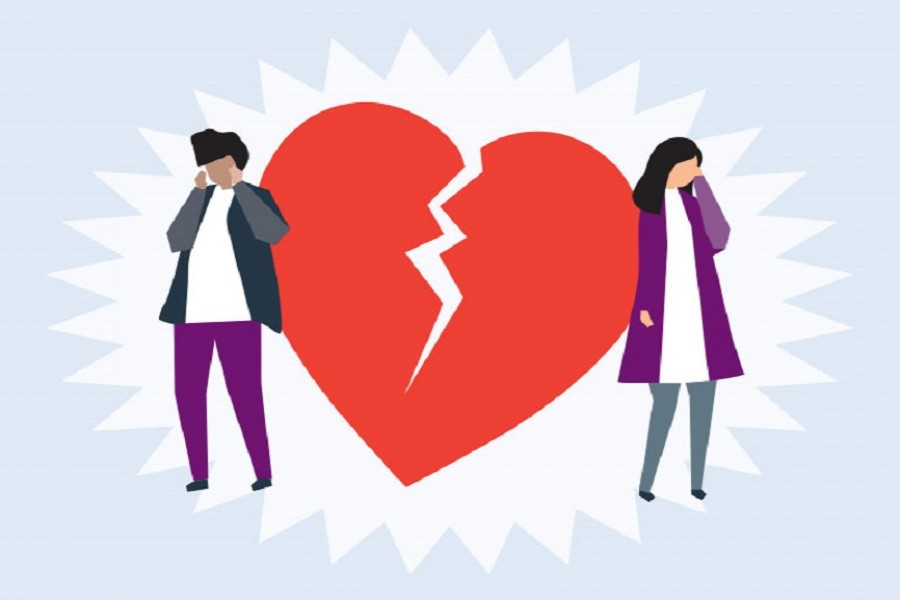 Rough patches in relationships: Leave behind or make amendments