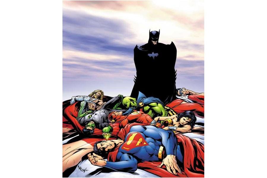 Why Batman un-ironically the greatest superhero-ever