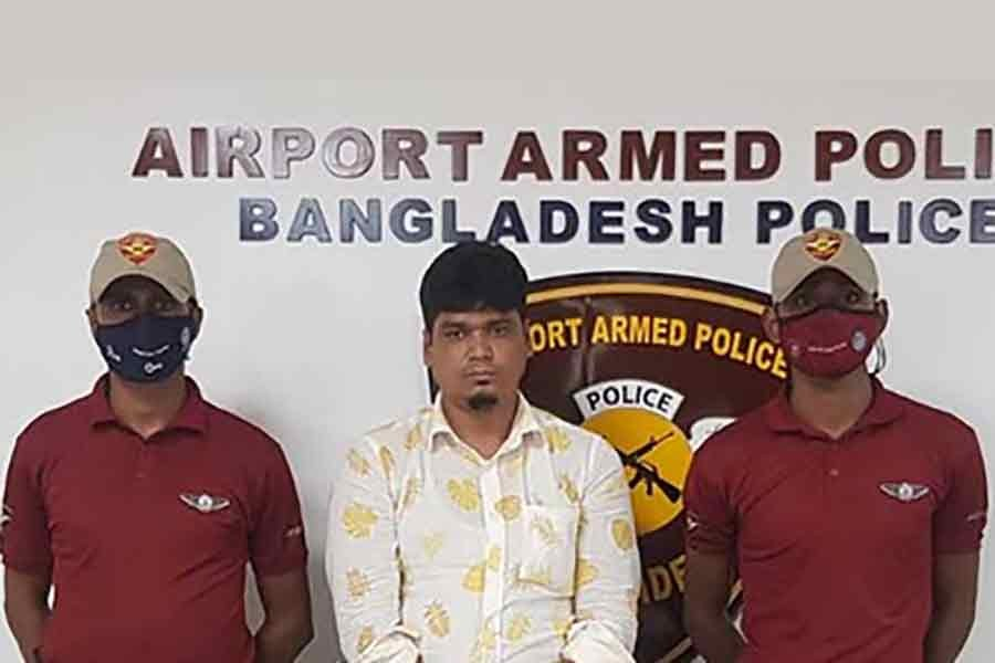 Man arrested for attempt to smuggle Tk 25m in foreign currencies