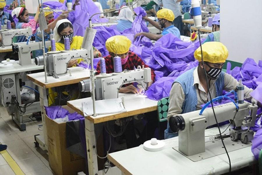 Lockdown spells concern for apparel industry amid 'peak season'