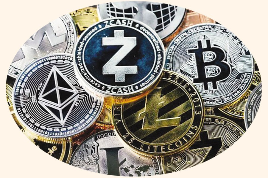 Cryptocurrency trading neither legal nor crime: BB