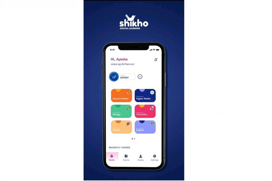 Startup Shikho receives $1.3m seed money