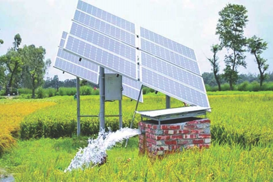 Can solar energy be generated in old gas power plants?