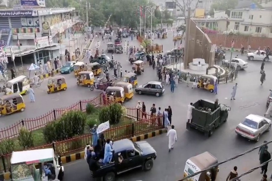 Moment of truth arrives for Afghans
