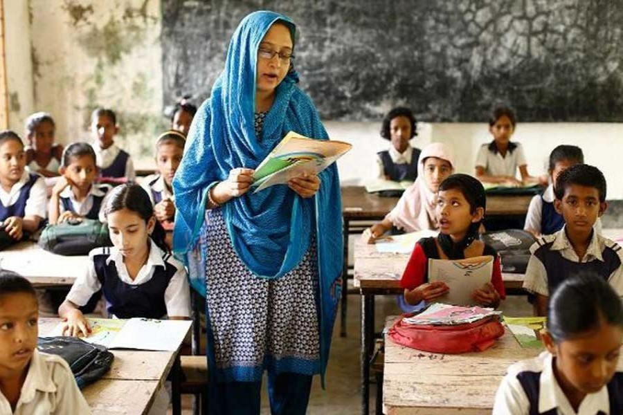 Reduced syllabus will be used for primary education completion examinations