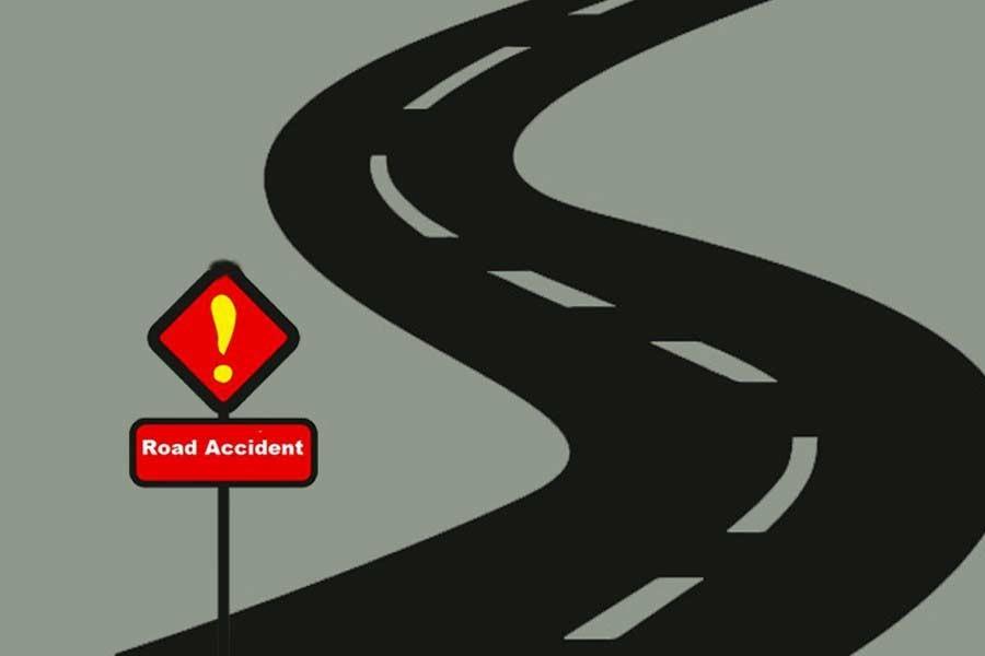 Two killed in Bogura road crash